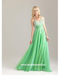 Neckholder Abendkleider Online Kaufen  www.modekarusell.eu