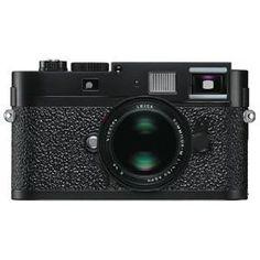 Leica M9-P Digital Rangefinder Black Camera Body 10703 M9P
