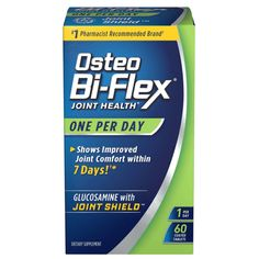 Amazon has the Glucosamine w/Vitamin D, One Per Day by Osteo Bi-Flex, Joint Health with Bone & Immune Support, 60 Coated Tablets marked down from $34.89 to $7.14. Check out using Subscribe & Save to get this for only $6.78 with free shipping. TO GET THIS DEAL: CLICK HERE to go to the product page…