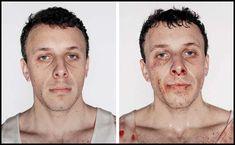 20 photos de boxeurs avant/après un combat | #fénoweb #boxe