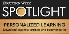 Education Week: 'Personalized Learning' Varies for Race to Top Districts