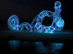 Lighting Up Grayton Beach | Hooping.org