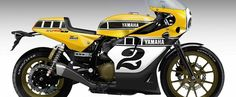 Yamaha XV950 Kenny Roberts Replica Anniversary Concept Rocks