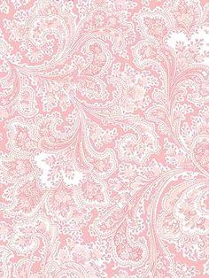 Interior place pink boho damask wallpaper http for Raumgestaltung chinesisch