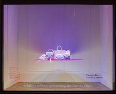 Vitrines Galeries Lafayette Paris - Photo : Fabrice Dunou