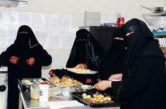 SAUDI ARABIA WOMEN........