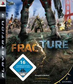 Fracture: Playstation 3: Amazon.de: Games
