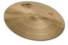 Paiste 2002 Classic Cymbal Medium Crash 20-inch by Paiste. $306.28. The legendary series that defined the sound of generations of drummers since early days of Rock. The present 2002 is built on the foundation of the original classic cymbals and is expanded by modern sounds for today's progressive popular music.. Save 35% Off!