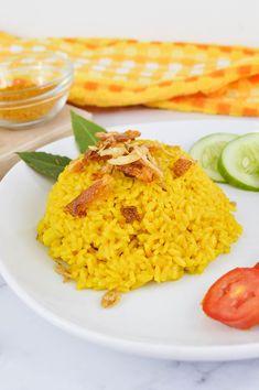 Vegetarian Rice Recipes, Easy Rice Recipes, Supper Recipes, Healthy Crockpot Recipes, Side Dish Recipes, Asian Recipes, Real Food Recipes, Ethnic Recipes, Delicious Recipes