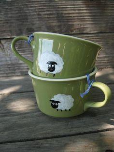 shaun the sheep mugs!