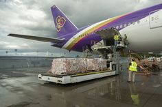 Boeing and Thai Airways partner to aid needy children. Click on the link below for more.