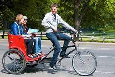 Afbeeldingsresultaat voor fietstaxi