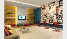 projeto de design de lan house - Pesquisa Google