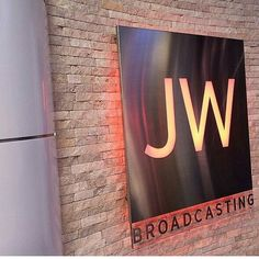 JW Broadcasting announced yesterday at the Annual Meeting