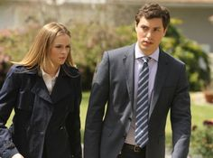 """FBI Special Agent Olivia Sparling and Sweets in Bones Season Episode """"The Gunk in the Garage"""" Cast Of Bones, Bones Tv Show, Bones Season 8, Lance Sweets, John Francis Daley, Fbi Special Agent, Killer Frost, Danielle Panabaker, The Mentalist"""