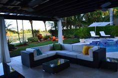 Pergola Project - contemporary - Patio - Miami - Luxapatio