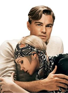 Leonardo DiCaprio The Great Gatsby  If wearing this long, ask for a cut that allows the natural wave of the hair to lock together for a seamless merge. Hairlines should be clean but not sharp and hair may either be pushed to the side or away from the face. For shorter cuts, tightness around the perimeter is required but you want the shift from longer to short lengths to be obvious. It's important that longer men's styles have a rectilinear shape. Anything too round can look a bit feminine.""