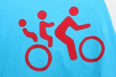Xtracycling motif! by LouGrace, via Flickr