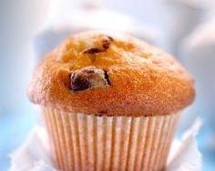 Muffins au coeur de Nutella (facile, rapide) - Une recette CuisineAZ