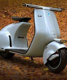 Vespa Vbb, Piaggio Vespa, Vespa Lambretta, Vespa 150 Sprint, Vespa Px 150, Scooter Motorcycle, E Scooter, Concept Motorcycles, Custom Motorcycles