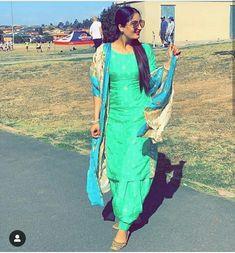 Designer Punjabi Suits, Punjabi Salwar Suits, Patiala Suit, Shalwar Kameez, Kurti, Girls Party Wear, Party Wear Dresses, Indian Dresses, Indian Outfits
