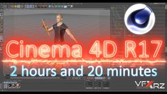 Tutorial Cinema 4D R17 |Beginner to Advanced | Modeling,Rigging,Animatio...