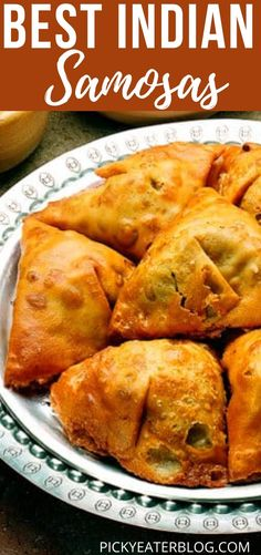 Easy Samosa Recipes, Puff Pastry Recipes Savory, Puff Pastry Samosa Recipe, Indian Food Recipes, Asian Recipes, Vegetarian Recipes, Cooking Recipes, Authentic Indian Recipes, Curry Recipes