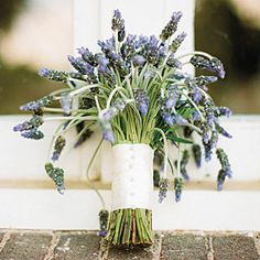 Wedding Flowers by Season   Lavender   SouthernLiving.com