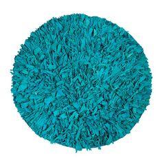 Calypso Aqua 3' Round Rug @ Joss & Main! --- For the Bedroom next to bed!