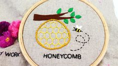 허니콤 스티치 프랑스자수 Honeycomb Stitch, Hand Embroidery, Kids Rugs, Decor, Decoration, Kid Friendly Rugs, Decorating, Nursery Rugs, Deco