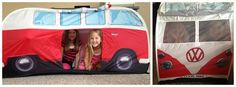 VWCamperTent2 by Stacey Heneveld, via Flickr  Win this giveaway at thesimplemoms.com
