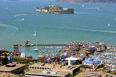 Fisherman's Wharf, San Francisco. 50 Most Popular Tourist Attractions In The World