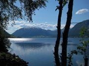 View of Lake Jølster from Vika, near Skei. Best Western, Norway, Westerns, Scenery, Eye, Mountains, Nature, Travel, Beauty