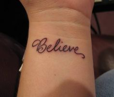 Small Tattoo Ideas for Girls on Hand Image