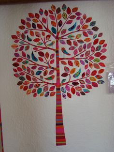 applique tree quilt- {sorry, there's no link. Add link in comments and I will fix. Thanks. d.}