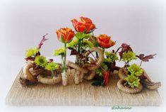 Image - ANNEAUX ET FICELLE - ART FLORAL,bouquets et compositions florales de... - Skyrock.com