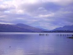 Loch Lomond, Scotland Loch Lomond, Long Time Ago, Scotland, Mountains, Places, Nature, Photos, Travel, Naturaleza