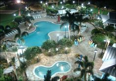 Calypso Cay Resort in Kissimmee, FL. O'Neil Heins ahhhh can you feel the tension leave your body? Honeymoon Spots, Orlando Resorts, Hotel Pool, Universal Orlando, Cruise Vacation, This Is Us, To Go, Around The Worlds, Florida