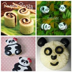 It's like what's happening in my head of the time. Panda Themed Party, Panda Birthday Party, Panda Party, Bear Party, Animal Birthday, Boy Birthday, Birthday Parties, Birthday Ideas, 14th Birthday