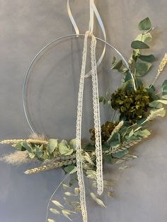 Dry Flowers, Plant Hanger, Wreaths, Plants, Decor, Dried Flowers, Planting, Flower Preservation, Decoration