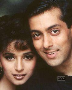 Salman Khan & Madhuri Dixit