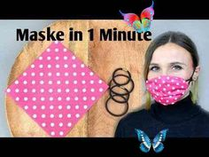 Make a No-Sew Face Mask From a T-Shirt! - Jennifer Maker Make a no-sew face mask from a T-shirt or woven cotton without elastic or ties -- super easy and fast with free pattern and SVG cut file for a Cricut!<br> How To Wear Cloth Face Mask? Should sit firmly but comfortably on the face Should have ties or loops It should consist of several layers of cloth Should not prevent breathing It should be able to be m