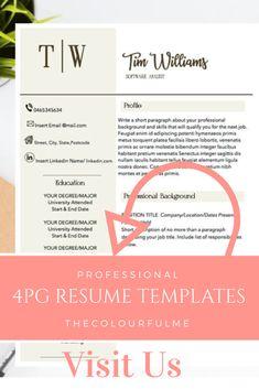 Kick Ass Resume Kickass  Resume Templates  Pinterest  Template