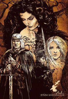 Witcher,Witcher 2-3