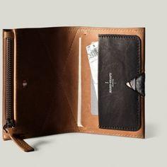 full leather zip wallet ($100-200) - Svpply