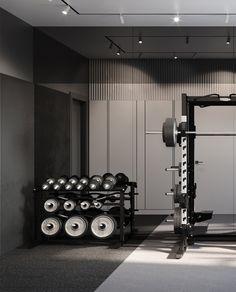 Automotive Furniture, Automotive Decor, Bar Furniture, Luxury Furniture, Furniture Design, Modern Furniture, Gym Room At Home, Home Gym Decor, Gym Interior