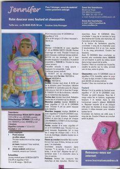 Image - tuto robe - Blog de aupaysdutricotdespoupees - Skyrock.com