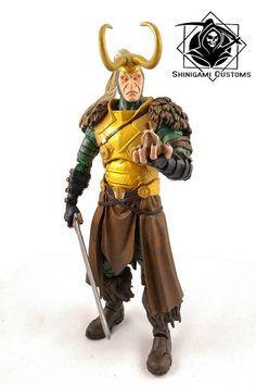 Loki Custom Action Figure
