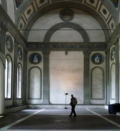 Filippo Brunelleschi - Cappella dei Pazzi - Basilica di Santa Croce, Firenze