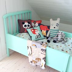 Decorate you kids bed with organic beddong and cushions from our KIDS collection. ferm LIVING kids Cushions - http://www.fermliving.com/webshop/shop/kids-room/kids-cushions.aspx ferm LIVING Kids Bedding - http://www.fermliving.com/webshop/shop/kids-room/kids-bedding/kite-bedding-5.aspx